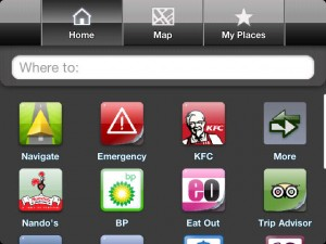 Telmap integrates Eat Out restaurant guide into the Telmap Mobile Location Companion