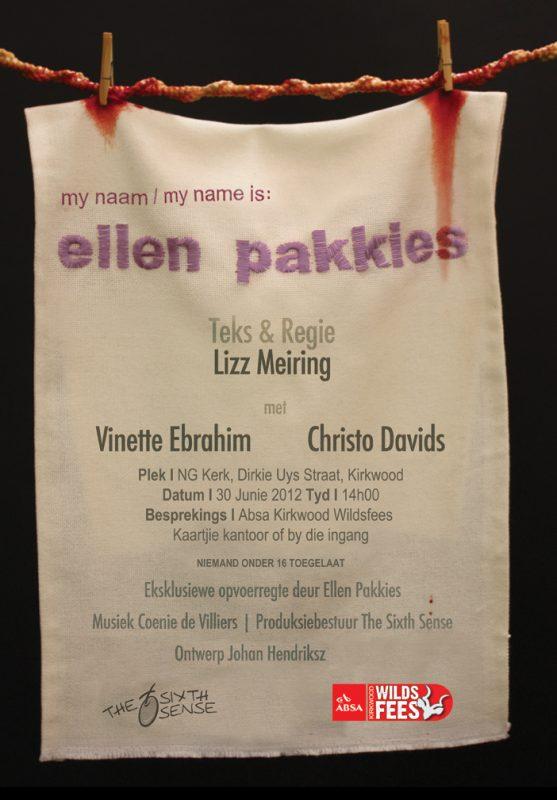 Ellen Pakkies