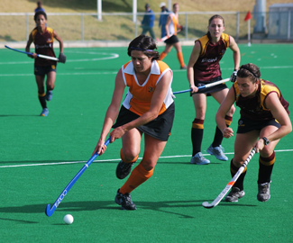 UJ will be without star striker Pietie Coetzee, who has been selected for the Olympic squad, when they host the USSA hockey champs in July. Photo: Supplied by UJ Sport