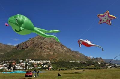 Cape Town International Kite Festival – 3 & 4 November 2012