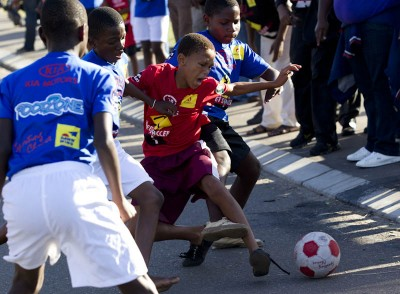 National KIA Street Soccer