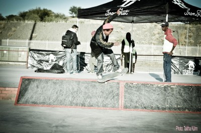 SKATEBOARDING ROAD SHOW HITS EASTERN CAPE
