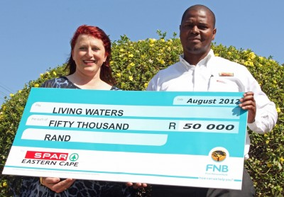 SPAR EC helps extraordinary charity
