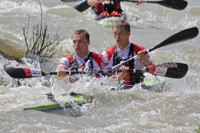 Czech paddlers surprise at Vaal Canoe Marathon