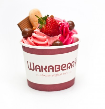 Wakaberry – self serve frozen yoghurt sensation comes to Cape Town.