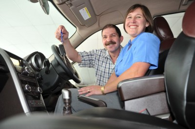 PE COUPLE WINS TRAVEL MAGAZINE TREASURE HUNT