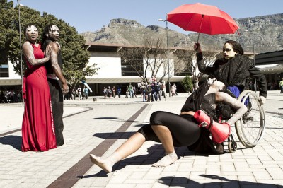 Cape Town celebrates its Public Spaces with Infecting The City in March 2013