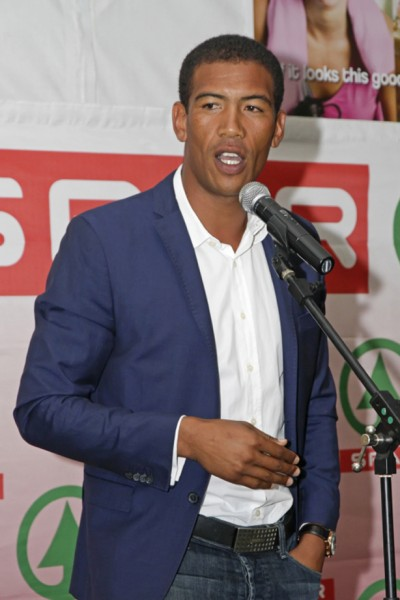 Willemse supports Kings and community in PE