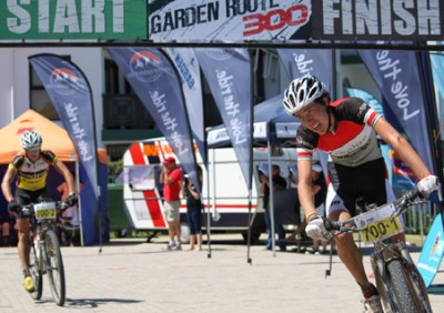 Boland riders lead the way in Knysna