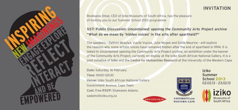 Public-Discussion-Uncontained-Summer-School-invitation
