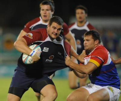 NMMU Madibaz at home in Varsity Cup
