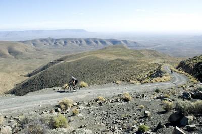 NEW ROUTE FOR ASPEN TRANS KAROO MTB RACE