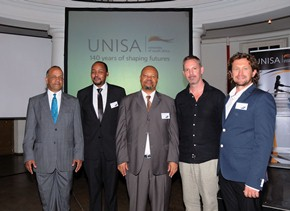 Freedom Charter for discussion at UNISA