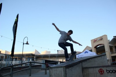FOURWAYS SKATEBOARDER WINS ENTRY INTO WORLD CHAMPS