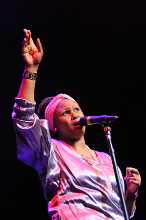 Big Names and Big Bands for Grahamstown Jazz Fest.