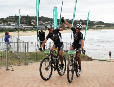 Stewart and MacDonald take joBerg2c laurels
