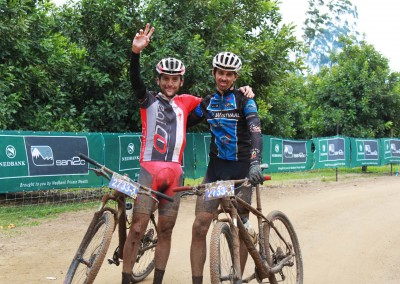 Knox, Bell master conditions to lead sani2c