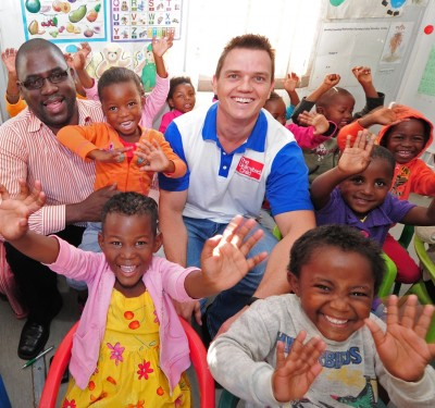 MAJOR BOOST FOR EARLY CHILDHOOD DEVELOPMENT IN KZN