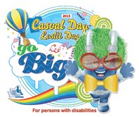 Casual Day 2013: Save this Date!