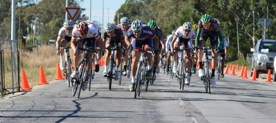 Smit takes early lead at USSA champs