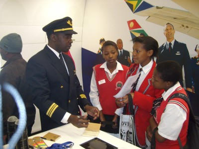 Thousands visit Career Indaba in Cape Town in search of jobs, study options and career advice