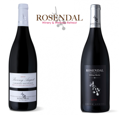 ROSENDAL ROSE TO THE AWARDS
