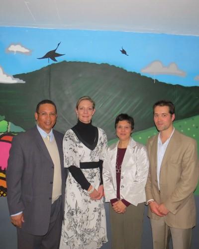 Hotel Verde honours art students