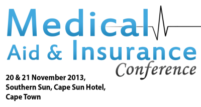 Medical Aid & Insurance Conference is coming to Cape Town 2013