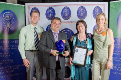 Hotel Verde bags Eco-Logic Water Conservation Award