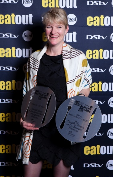 Who will be named South Africa's top restaurants?
