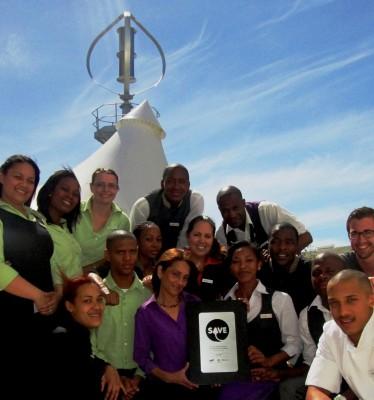 Hotel Verde receives the Energy Efficiency Forum Award for 2013