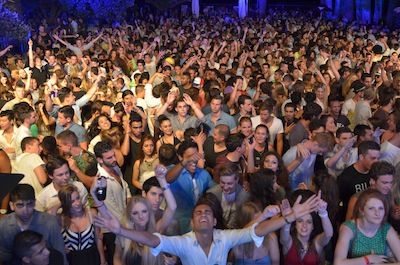 SOLD OUT IBIZA CALLING CAPTIVATES CAPE TOWN ON NEW YEAR'S EVE