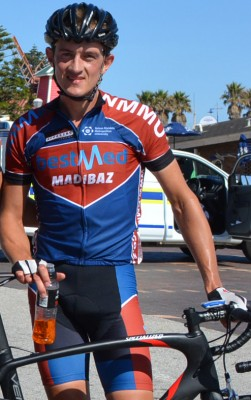 Viljoen ready to reclaim EL cycle tour