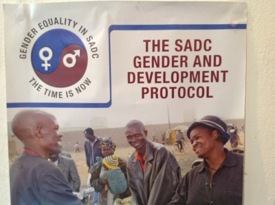 Gender equality and women's rights pivotal to SADC development