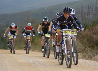 Evans, Knox to 'stay the course' at joBerg2c