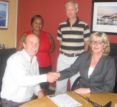 TRADECORP CHEMICALS TRADING (PTY) LTD COMMITS TO RESPONSIBLE CARE