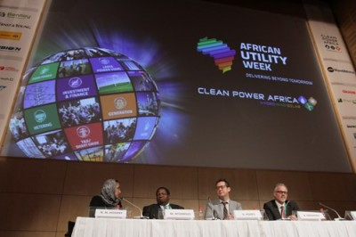 City of Cape Town official host city of African Utility Week and Clean Power Africa in May