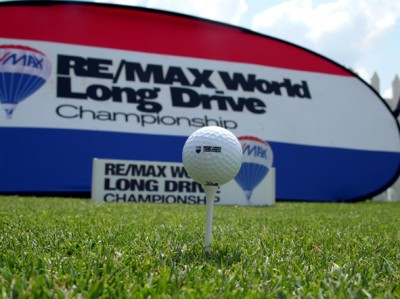 South African RE/MAX Long Drive tees off this June