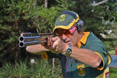 MR CLIVE TAVERNER SHOOTS TO ITALY FOR WORLD CHAMPIONSHIPS