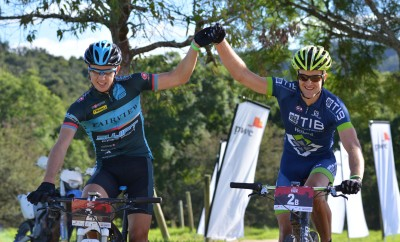 Hill and Louw on high at Zuurberg Trek