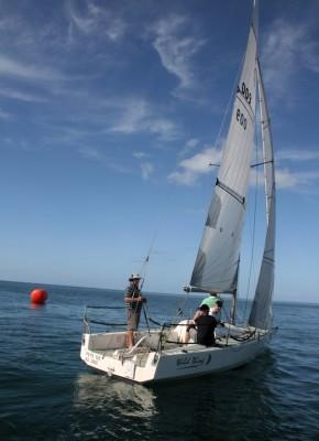 PE's famous wind abandons sailors
