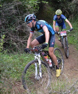 Louw and Hill trek to victory at Zuurberg