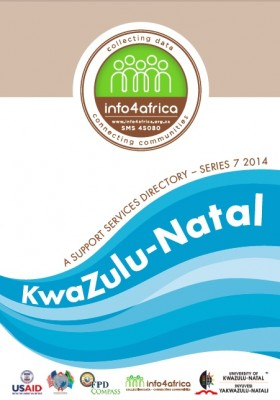 info4africa KwaZulu-Natal Series 7 Support Services Directory Released