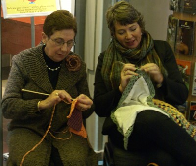 Knitathon is your opportunity to do your 67 minutes for Mandela Day