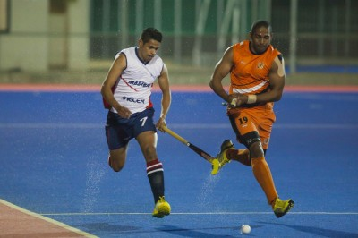Madibaz lose out in hockey final