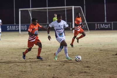Madibaz fail to convert chances against UJ