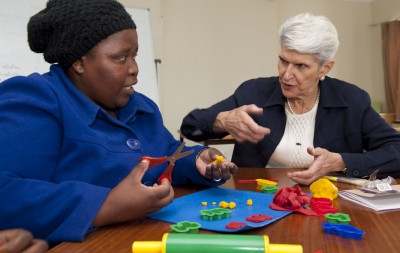 A BOOST FOR EARLY CHILDHOOD DEVELOPMENT IN THE CAPE
