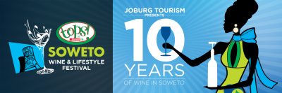 King Goodwill Zwelithini's Royal 'Bayede' Wine at the 10th Tops At Spar Soweto Wine & Lifestyle Festival