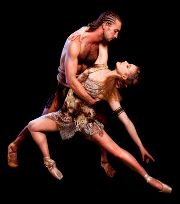 A SPARTACUS of Africa announces dancer auditions in Johannesburg and Durban