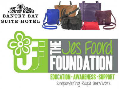 Support Women's Month with the Handbag Project at the Bantry Bay Suite Hotel